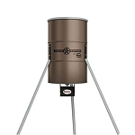 AMERICAN HUNTER 350 LB TEXAS EDITION FEEDER WITH FM KIT