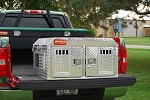Owens Products Hunter Series Dual-Compartment ATV Dog Box without Top Storage – 29