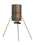 AMERICAN HUNTER 350 LB TEXAS EDITION FEEDER WITH 6V SUNSLINGER