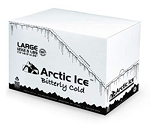ARCTIC ICE CHILLIN BREW SERIES LARGE ( 2.5 LBS )(CASE PACK 12 UNITS)