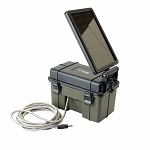 HME SOLAR BATTERY BOX (12 VOLT)