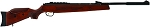 HATSAN USA AIR RIFLE MODEL 135 VORTEX QE .30 CALIBER BIG BORE