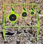 .22 CAL SPINNING TARGET SYSTEM – 3 SHOT AUTO RESET