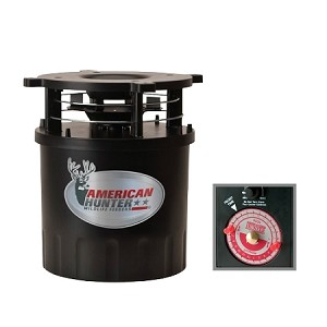 AMERICAN HUNTER R-PRO FEEDER KIT WITH ANALOG CLOCK TIMER & VARMINT GUARD