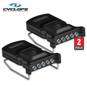 CYCLOPS MICRO - BLACK 2 PACK