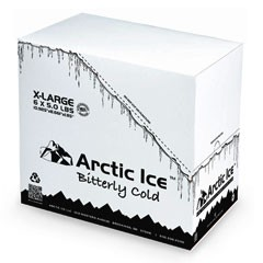 ARCTIC ICE CHILLIN BREW SERIES EXTRA LARGE ( 5.0 LBS )(CASE PACK 6 UNITS)
