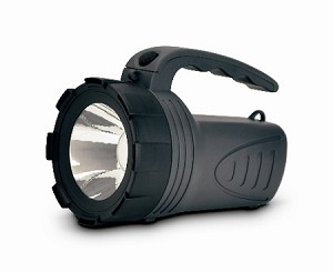 CYCLOPS 1 WATT SPOTLIGHT - RECHARGEABLE