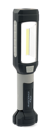 CYCLOPS RECHARGEABLE 500 LUMEN UTILITY LIGHT W/MAGNET