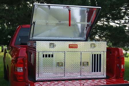 Double-Compartment Hunter Series Dog Box