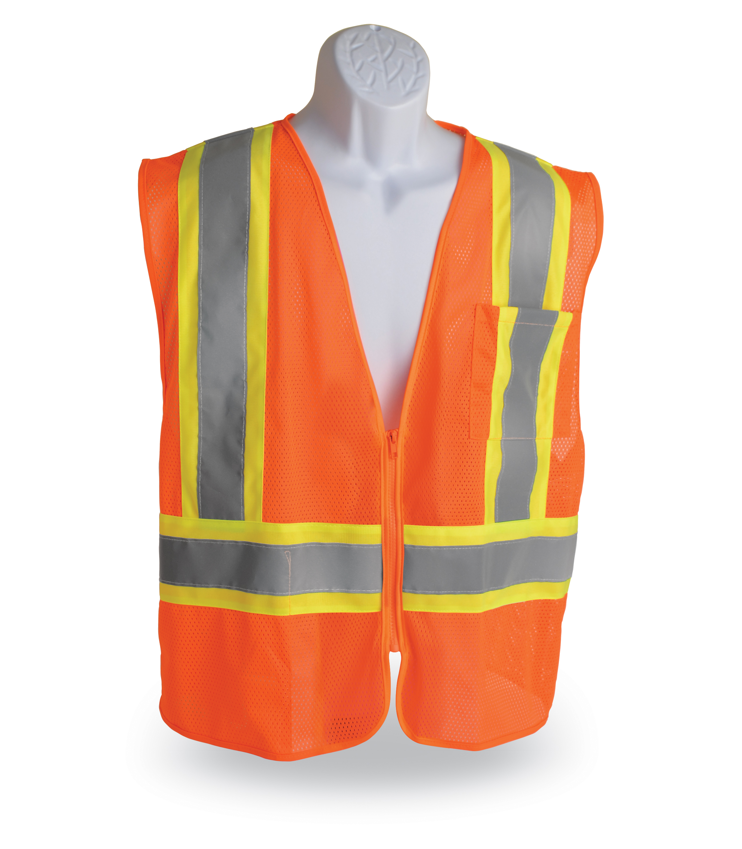 INDUSTRIAL SAFETY WORK VEST
