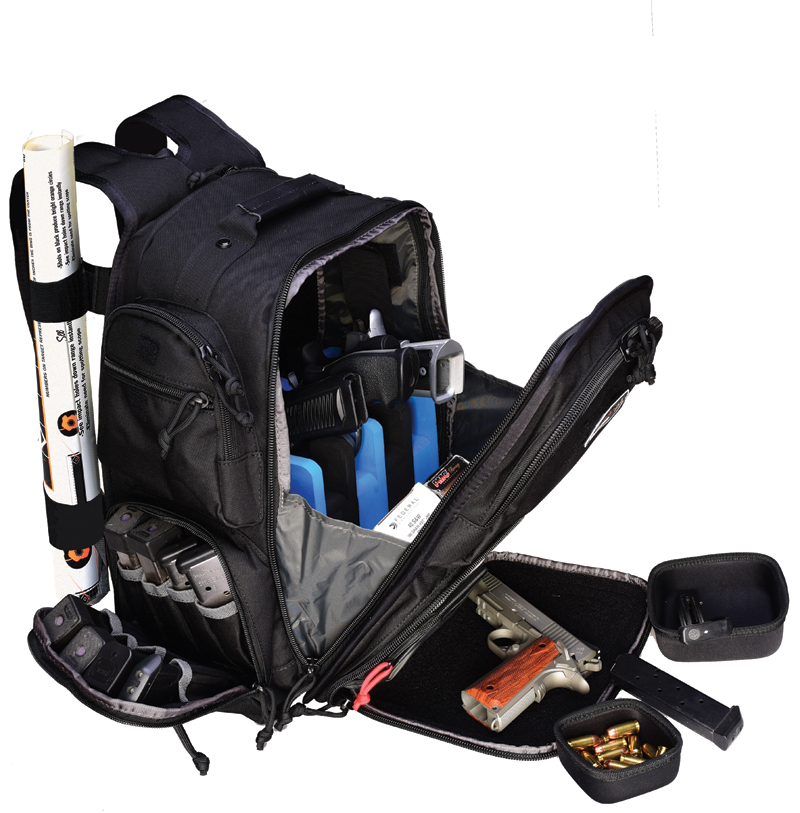 GPS Executive Backpack