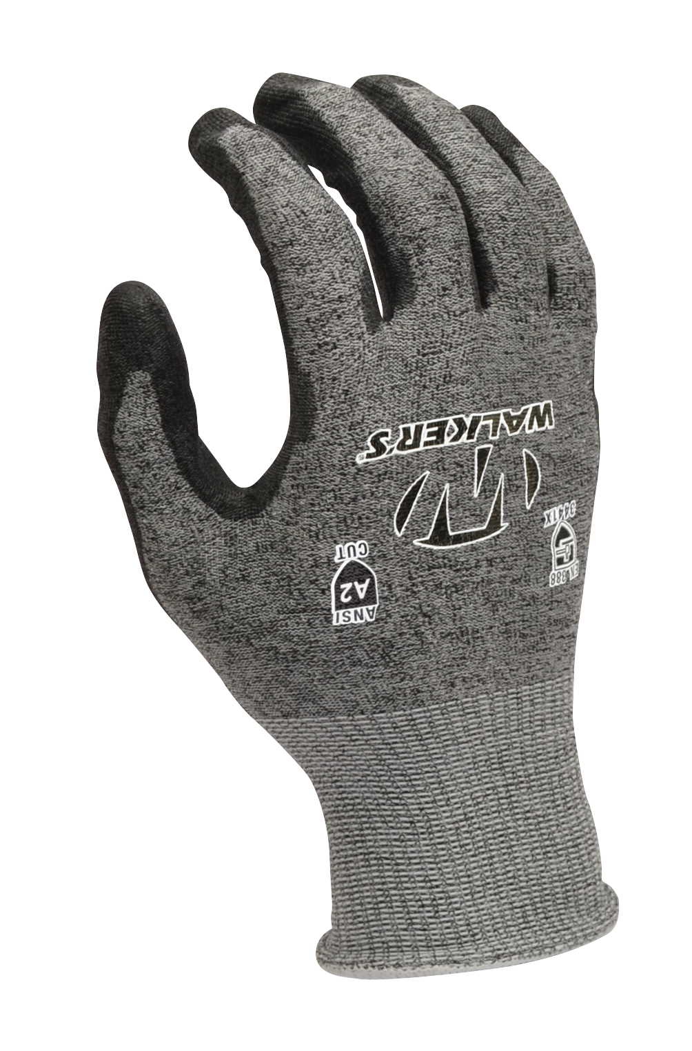 Walker's A2 Cut Resistant Safety Glove