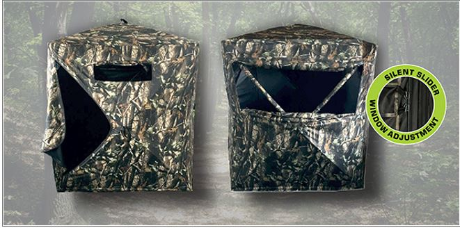 Hme Executioner 2 Person Ground Blind