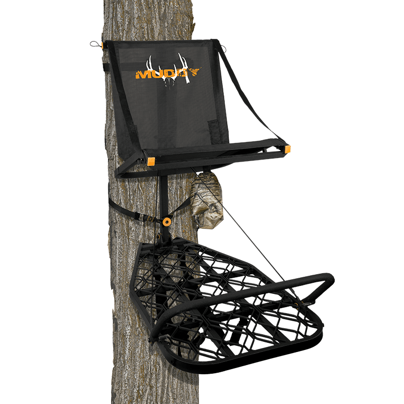 MUDDY OUTDOORS BOSS ELITE AL HANG-ON TREESTAND