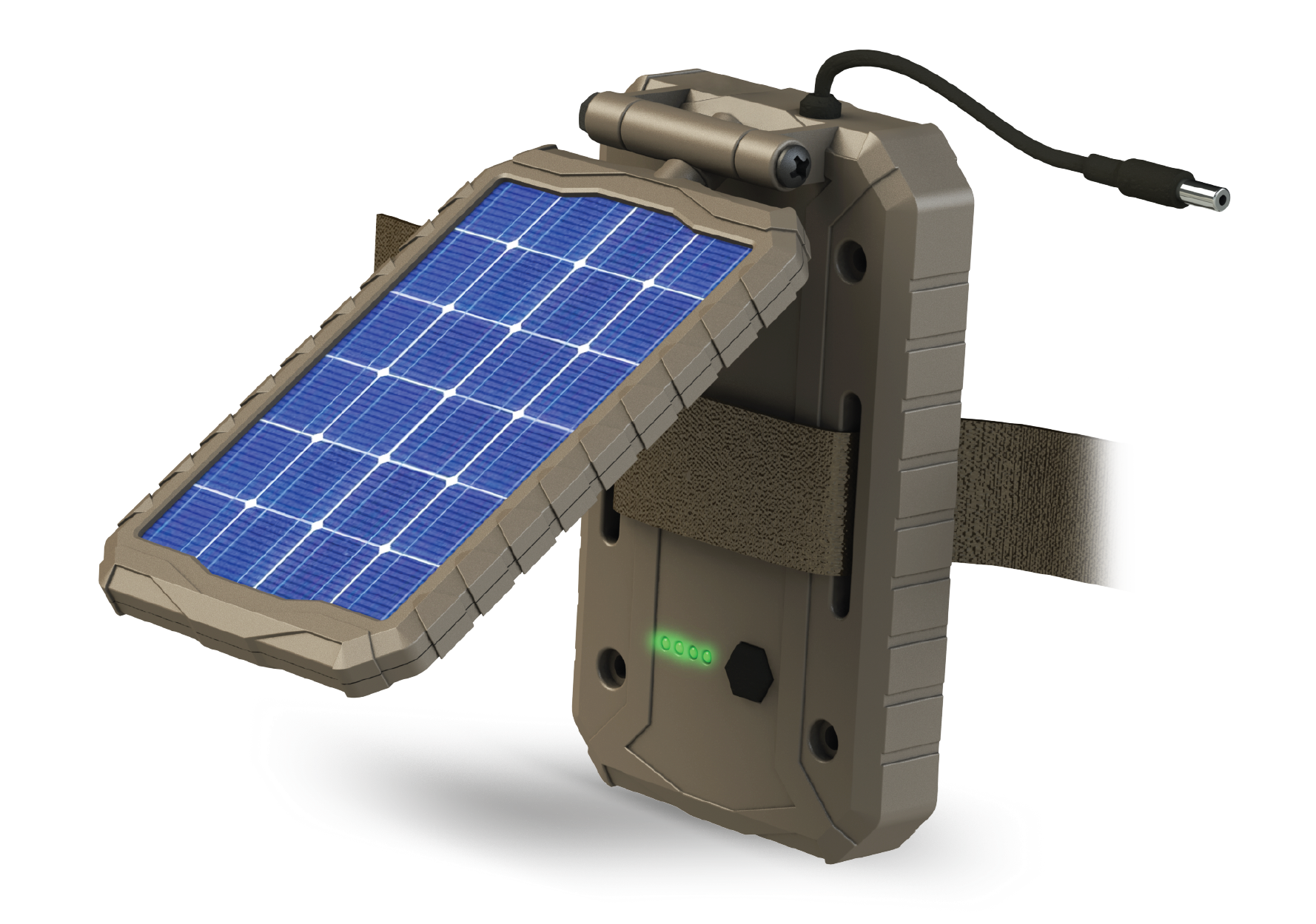 Stealth Cam Solar Power Panel for Trail Cameras