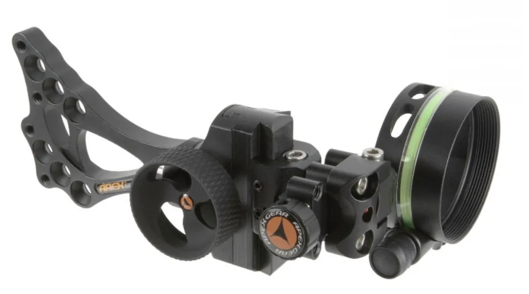 COVERT™ SINGLE-PIN BOW SIGHT SERIES
