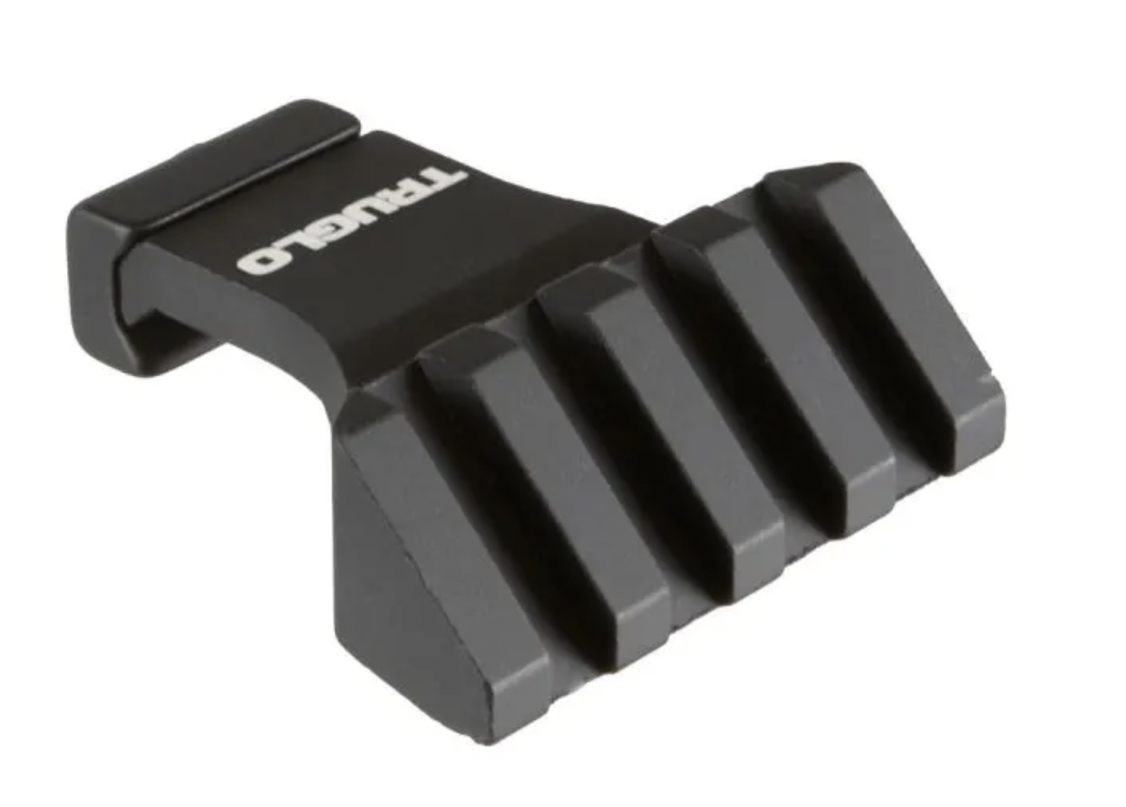 TRUGLO 45º OFFSET PICATINNY RAIL MOUNT