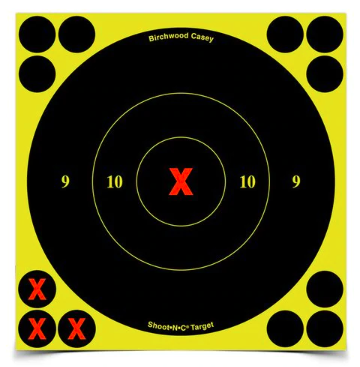 Shoot•N•C® Bulls-Eye Targets