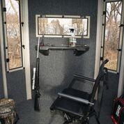 Muddy The Bull Box Blind With Elite Tower