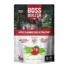 BOSS BUCK BOSS BUILDER FLAVORED FEED ATTRACTANT