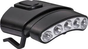 CYCLOPS Orion TILT 5 LED Hat Clip Light