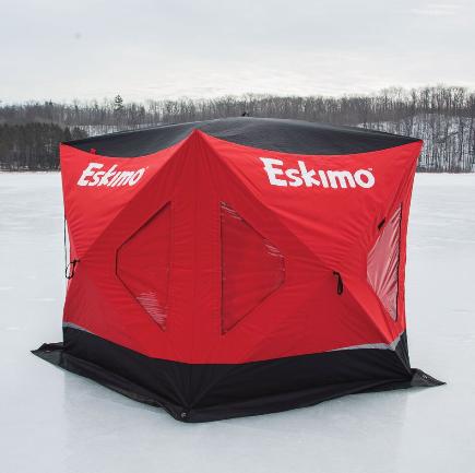 ESKIMO EVO 2 INSULATED TOP ICE SHELTER