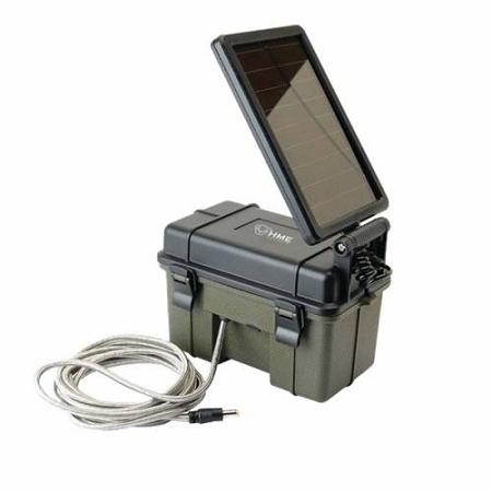 Hme Solar Battery Box 12 Volt