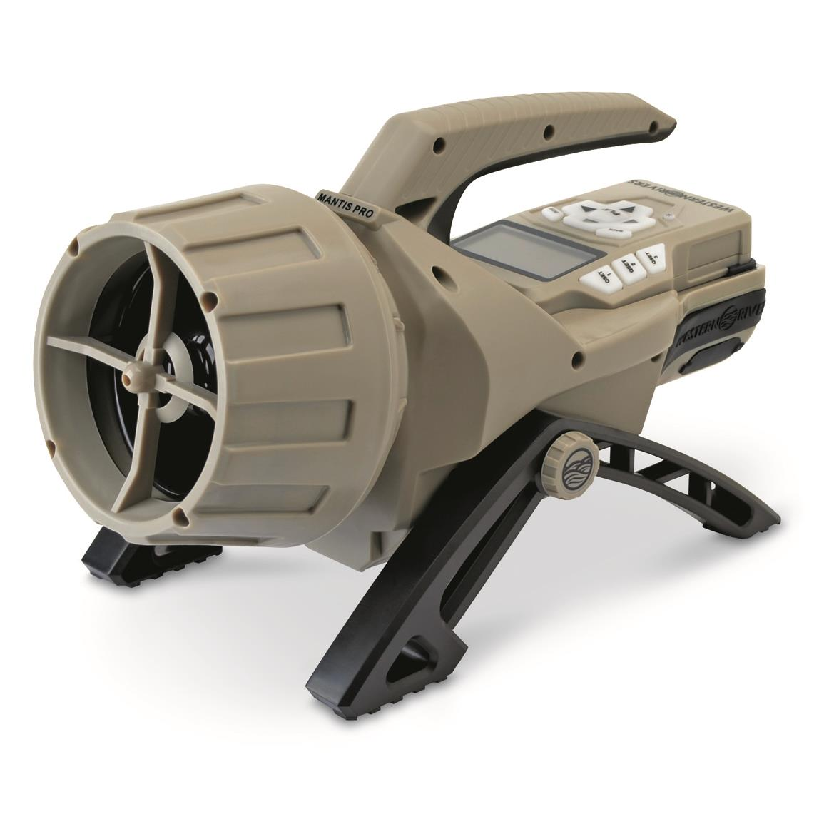 Western Rivers Electronic Caller Handheld Mantis 50 WRCGC50 for sale online
