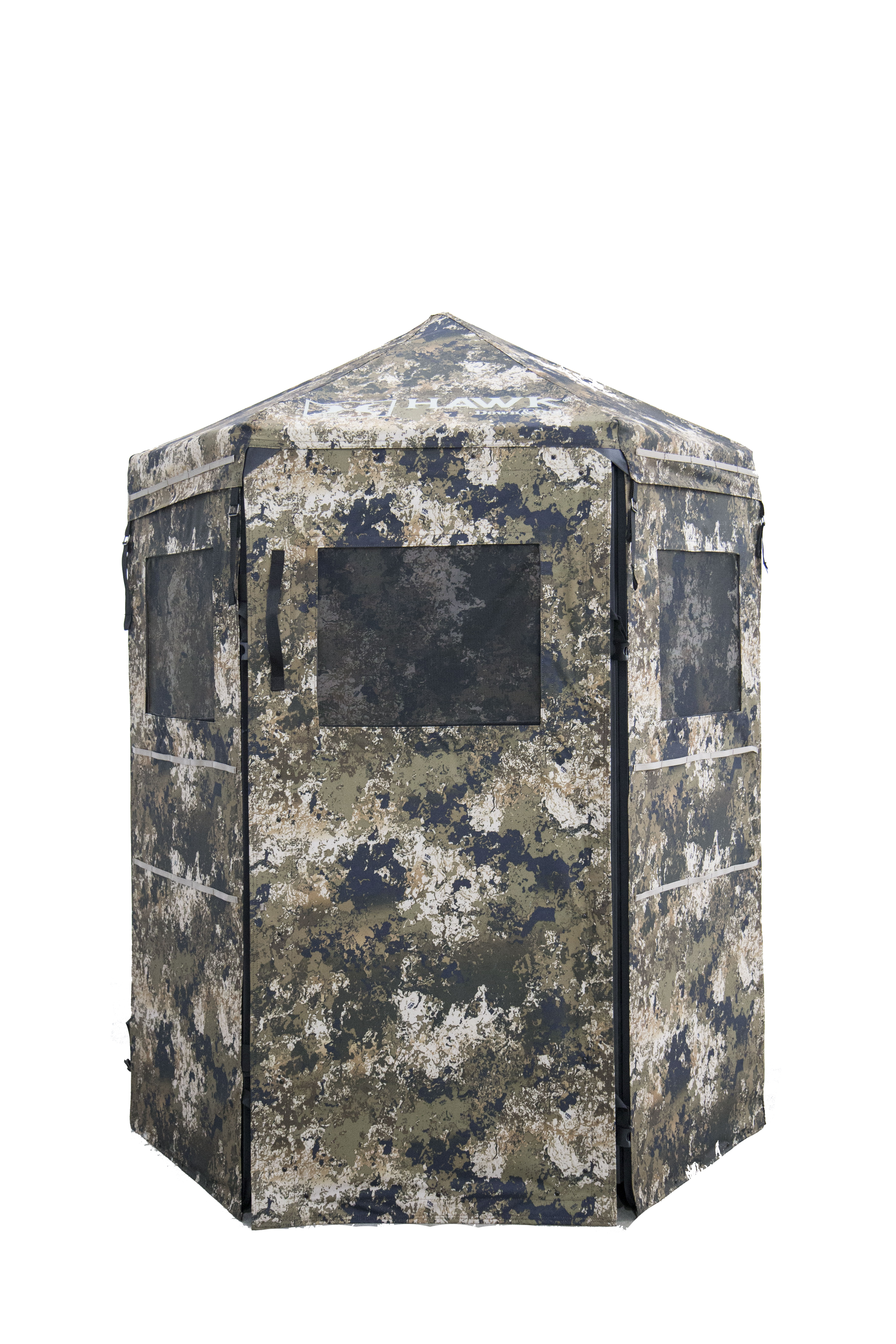 DOWN-N-OUT SCOUT PANEL BLIND by HAWK
