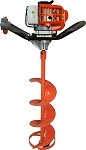 TROPHY STRIKE 52cc Gas Powered Ice Auger Kit