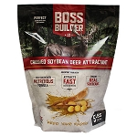 BOSS BUCK BOSS BUILDER FLAVORED FEED ATTRACTANT; APPLE, ACORN, SOYBEAN, HAWG