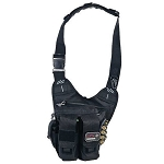 G Outdoors Rapid Deployment Sling Pack w Holster