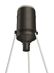 American Hunter 225 lb. Tripod Feeder with R-Kit Pro and Varmint Buster