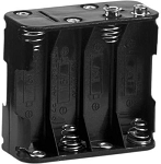 Western Rivers 8AA Replacement Battery Holder