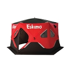 ESKIMO FATFISH 6-SIDED SHELTER - INSULATED