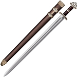 Damascus Viking Sword