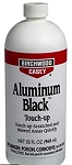 BIRCHWOOD CASEY ALUMINUM™BLACK METAL FINISH, 32 FL. OZ. BOTTLE