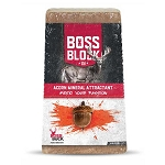 Boss Buck Boss Block Mineral Attractant 4lbs