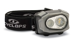 CYCLOPS 400 LM rechargeable LED headlamp