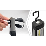 CYCLOPS MAGNETIC FOLDING UTILITY LIGHT