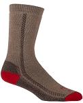 FARM TO FEET MEN'S MADISON NO FLY ZONE CREW MEDIUM WEIGHT SOCKS