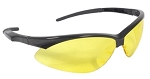CROSSHAIR SPORT SHOOTING GLASSES - AMBER