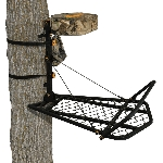 MUDDY OUTDOORS THE OUTFITTER HANG-ON TREESTAND