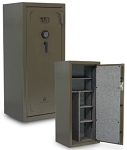 Sports Afield Journey Series Safe - 30 Gun Safe