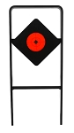 BIRCHWOOD CASEY WORLD OF TARGETS® ACE OF DIAMONDS™ CENTERFIRE TARGET
