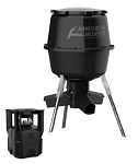 30gal Nesting Hopper with XDE-Pro Feeder