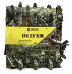 CAMO LEAF BLIND 56 IN X 12 FT