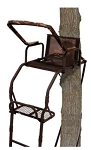 Big Game Warrior DXT - 1 Man / 17'  Ladder Stand