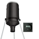 AMERICAN HUNTER 225 LB. TRIPOD FEEDER W/DIGITAL RDE-KIT