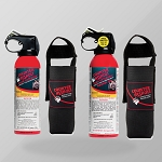 Counter Assault® 8.1 oz. and 10.2 oz. Value Pack Bear Spray w/Belt Holsters